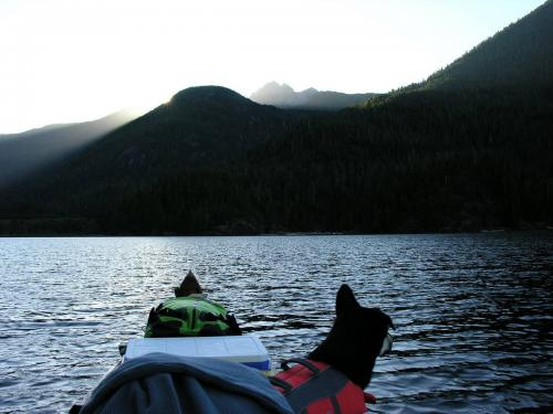 Kennedy Lake T207