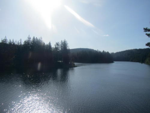 Main Lake Chain - Quadra Island