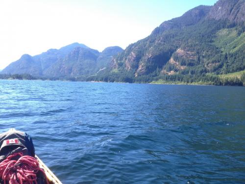 Upper Campbell Lake